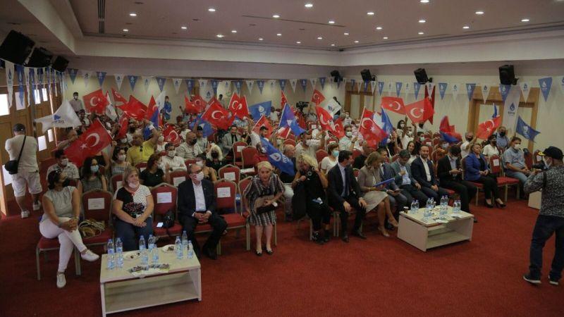 DEVA Partisi Kuşadası 1. Olağan Kongresi gerçekleşti
