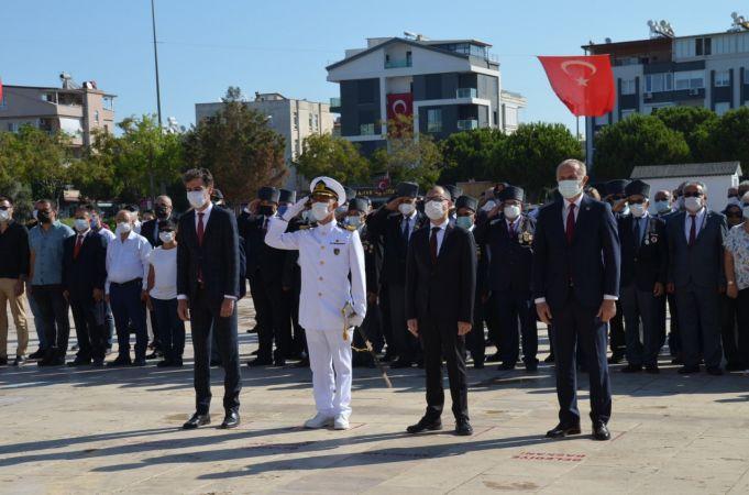 Didim'de Zafer Bayramı'nın 99. yılı törenle kutlandı