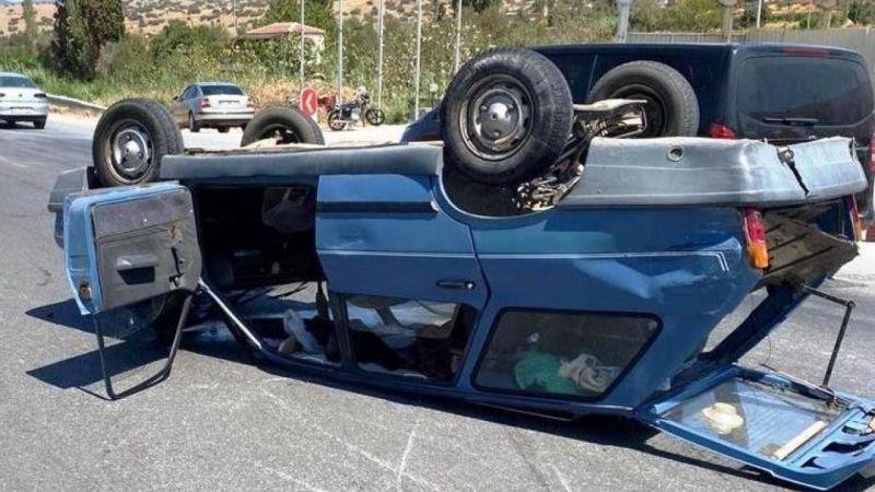 Aydın'daki trafik kazalarında 5 kişi hayatını kaybetti