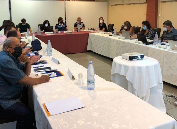 Çiftçilerin Dijital Becerilerinin Geliştirilmesi projesinin toplantısı gerçekleşti