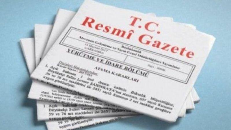 Bütçe Çağrısı Resmi Gazete'de yayımlandı