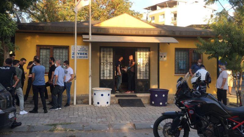 Aydın'da silahlı kavga çıktı