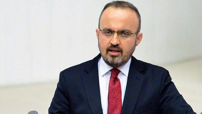 AKP'li Bülent Turan'dan tartışma yaratacak Millet İttifakı açıklaması
