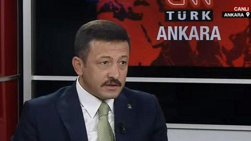 AKP'den sosyal medya düzenlemesiyle ilgili flaş açıklama