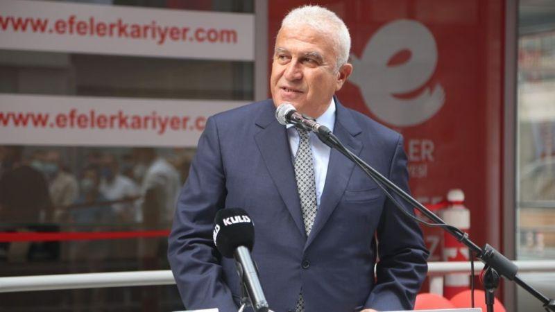 Fatih Atay'dan işsizlik açıklaması: Belediyemize 5 bine yakın başvuru geldi