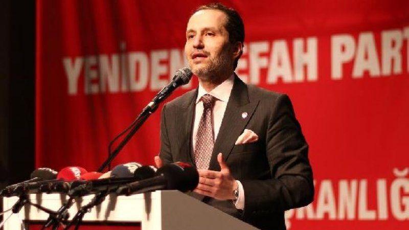Fatih Erbakan aşı açıklamalarına devam ediyor: 'Kuyruklu insanların doğumu gibi sonuçlar mümkün'