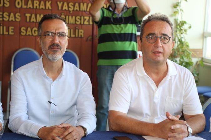 CHP'li Tezcan: Söke halkına çağrıda bulunuyorum, sesinizi yükseltin
