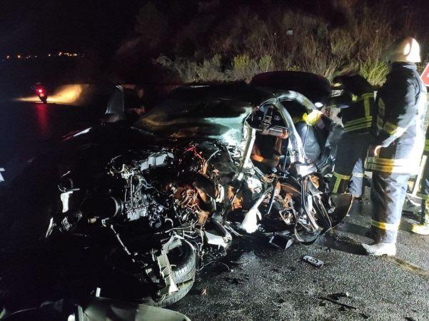 Acı haber.. Aydın'ın tanınmış ismi feci kazada hayatını kaybetti