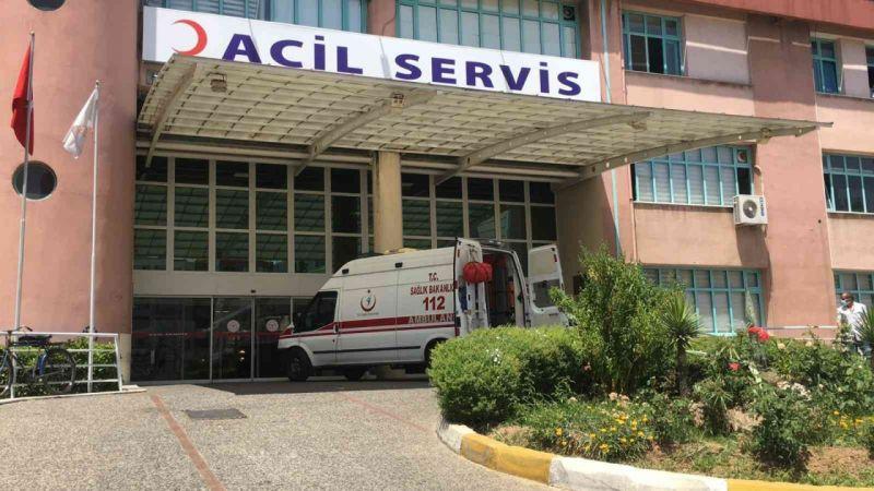 Aydın'da 55 yaşındaki çiftçi uçurumdan yuvarlandı