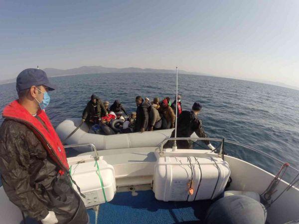Aydın'da kurtarma operasyonu