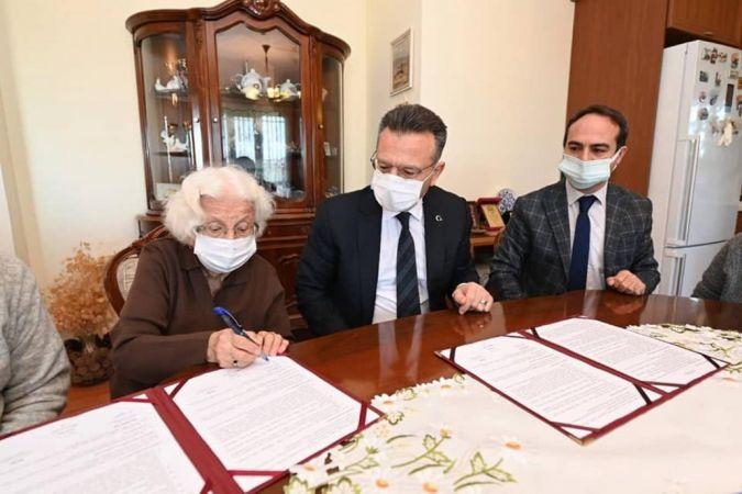 Aydınlı hayırsever Söke'ye 'Acil Sağlık Hizmetleri İstasyonu'  yaptıracak