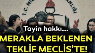 AK Parti'den sözleşmeli öğretmenlerle ilgili önemli açıklama