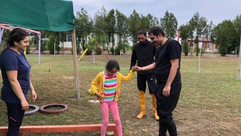Ülkü Ocakları Eğitim ve Kültür Vakfı, otizmli çocuklarla bir araya geldi