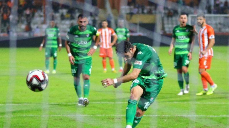 TFF 1. Lig: Adanaspor: 2 - Bursaspor: 3