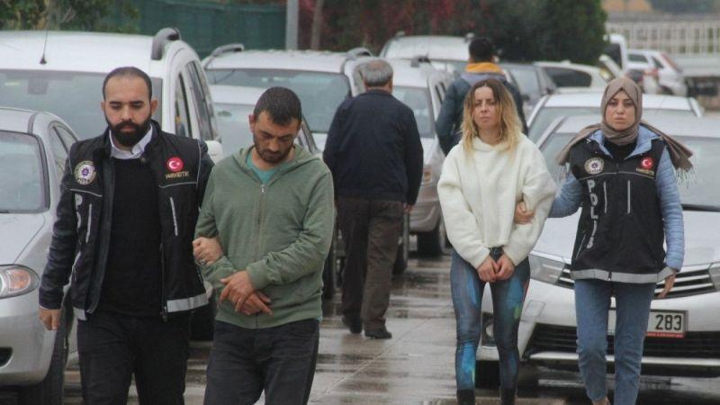 Moldovalı uyuşturucu kuryesi Adana'da yakalandı