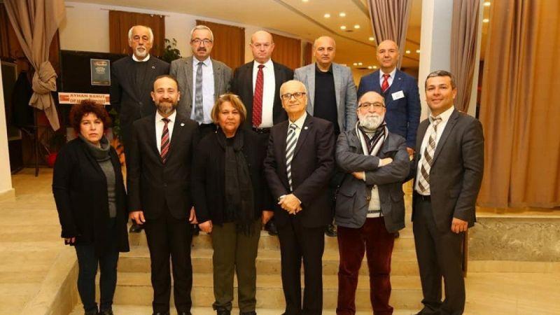 ÇGC'de Cafer Esendemir 6. kez seçildi