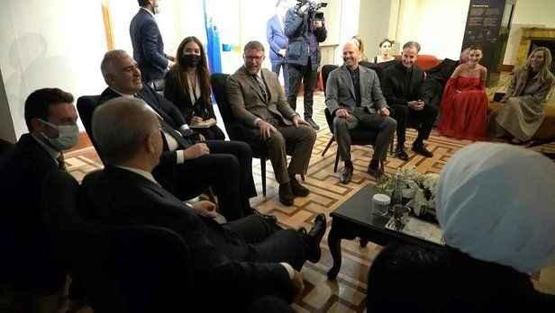Hollywood yıldızlarından Başkan Erdoğan'a doğum günü sürprizi! Jason Statham  ve Guy Ritchie... - Lider Gazetesi