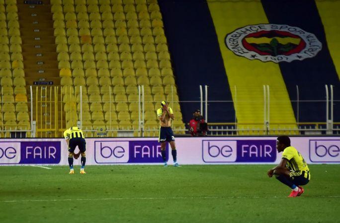 Fenerbahçe'nin sezon özeti
