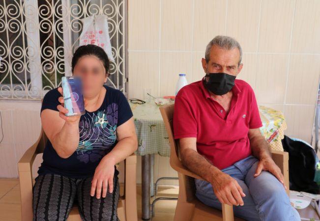 KADES karı-kocayı evlat şiddetinden kurtardı