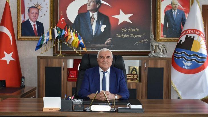 Türkeş Filik 19 Mayıs Atatürk'ü Anma, Gençlik ve Spor Bayramı Mesajı;