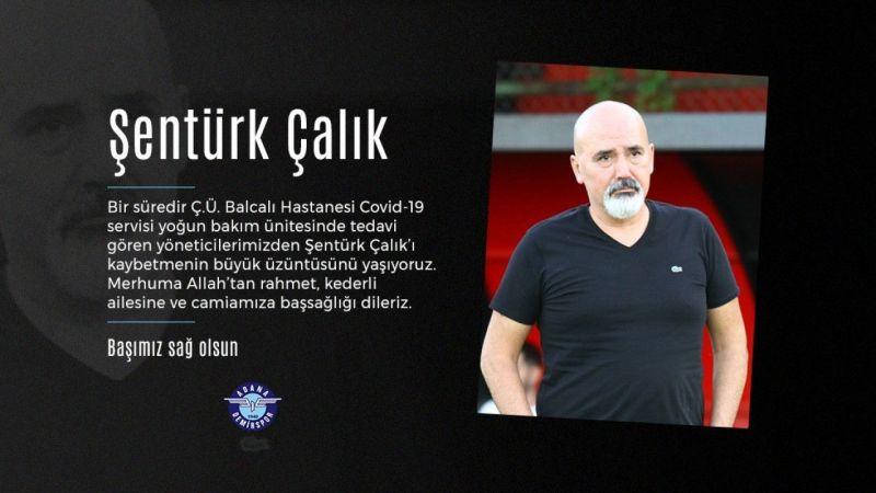 Adana Demirsporlu yönetici korona virüse yenik düştü