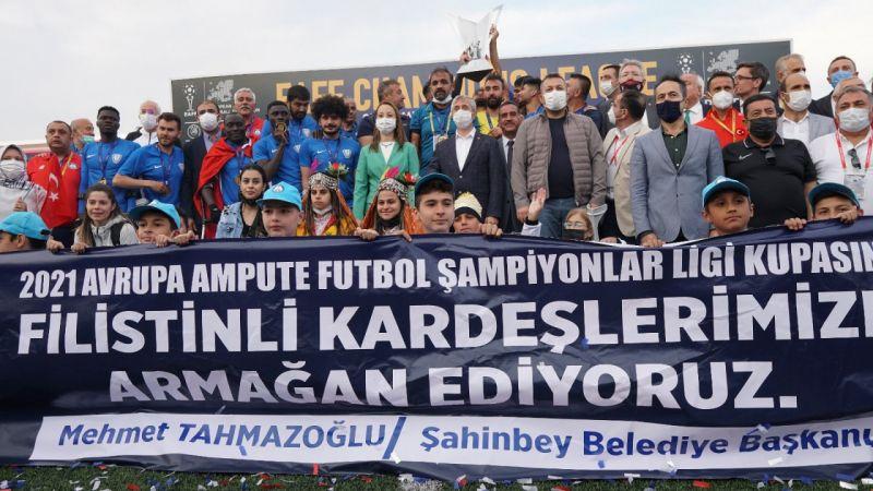 Şampiyonların Cumhurbaşkanı Erdoğan ile görüşmesindeki detaylar ortaya çıktı
