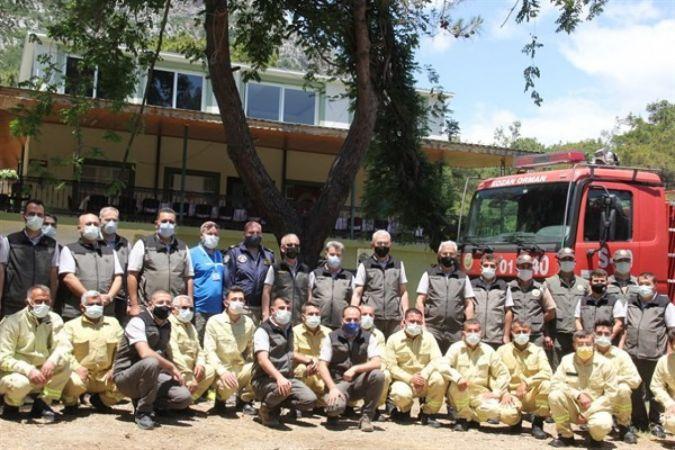 """Karacabey: """"Orman yangınlarıyla mücadelede sayılı ülkeler arasına girdik"""""""