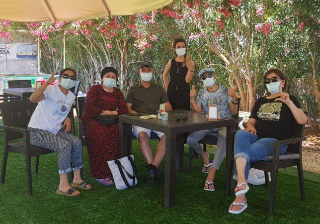 'Mutlu Hasta' sloganıyla hastalara kültür gezisi