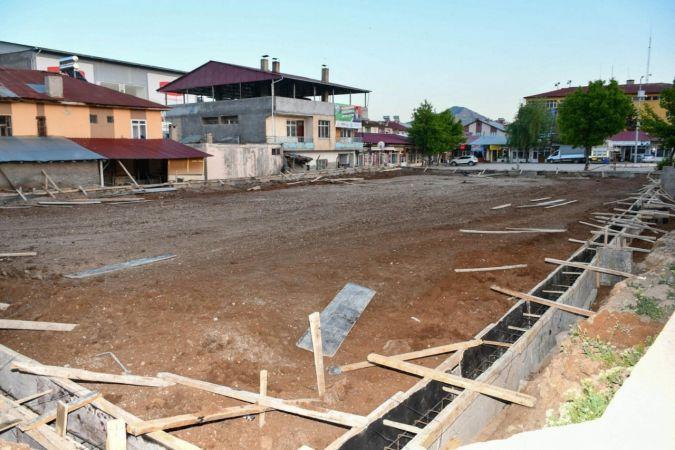 Tufanbeyli'ye iki yeni halı saha