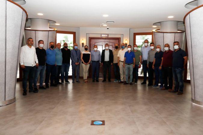 Seyhan Belediyesi çalışanlarının promosyon sevinci