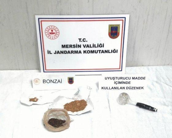 Mersin'de uyuşturucu operasyonu: 8 gözaltı