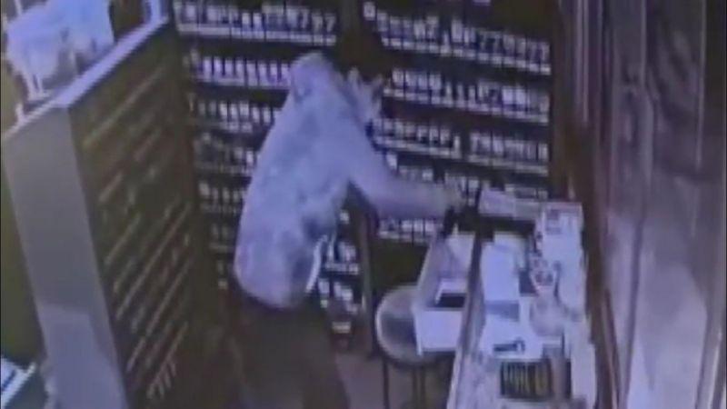 Ataşehirde esnafın kabusu olan suç makinesi yakalandı