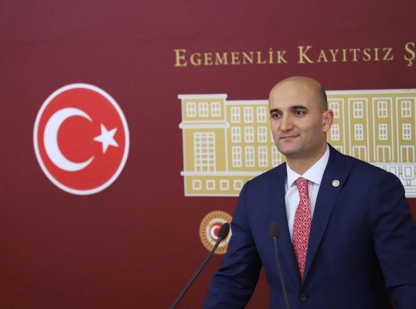 MHP Milletvekili Olcay Kılavuz, arıcıların sorunlarını dile getirdi