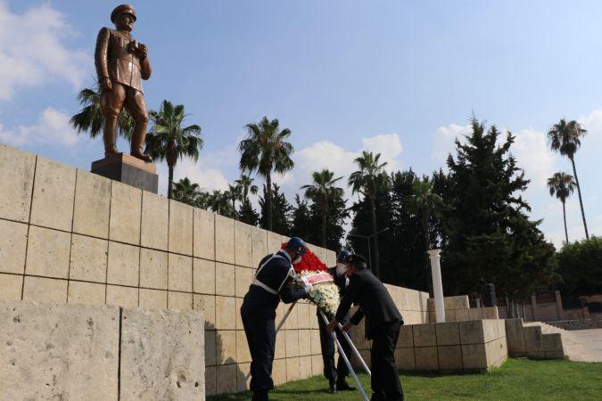 Jandarma Teşkilatının 182. kuruluş yıldönümü Mersin'de kutlandı