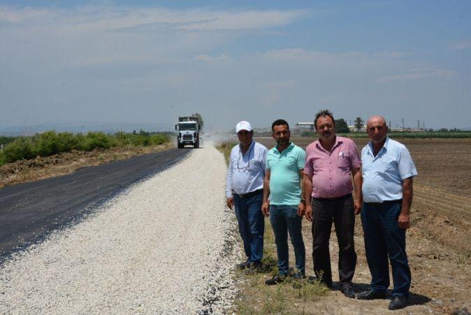 Tarsus'taki grup yollarında yenileme çalışması başlatıldı