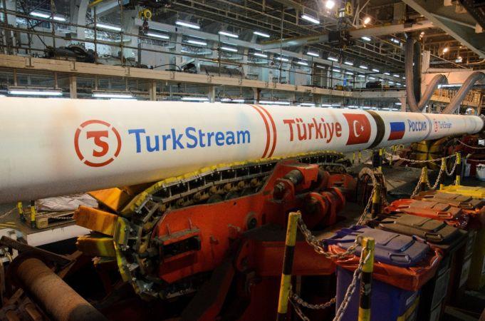 TürkAkım'da doğalgaz akışı bakım çalışması nedeniyle geçici olarak durdurulacak