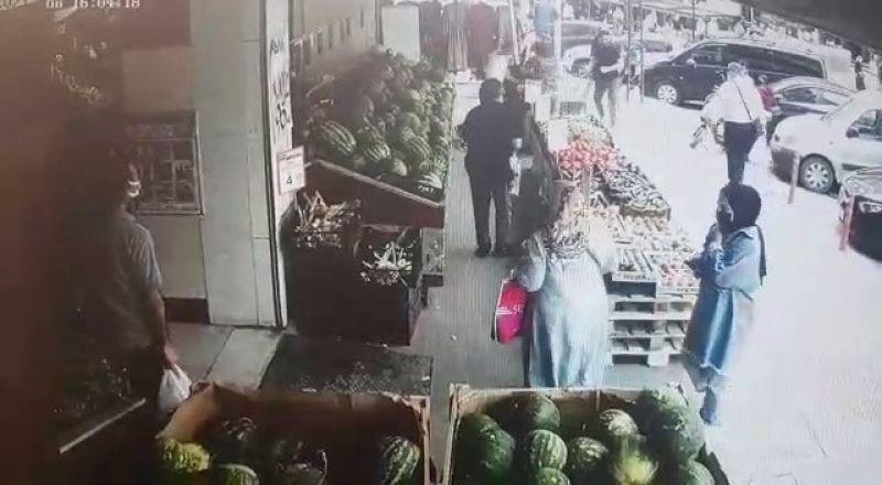 Esenyurt'ta manav sahibini 'soğan' ile dövdüler