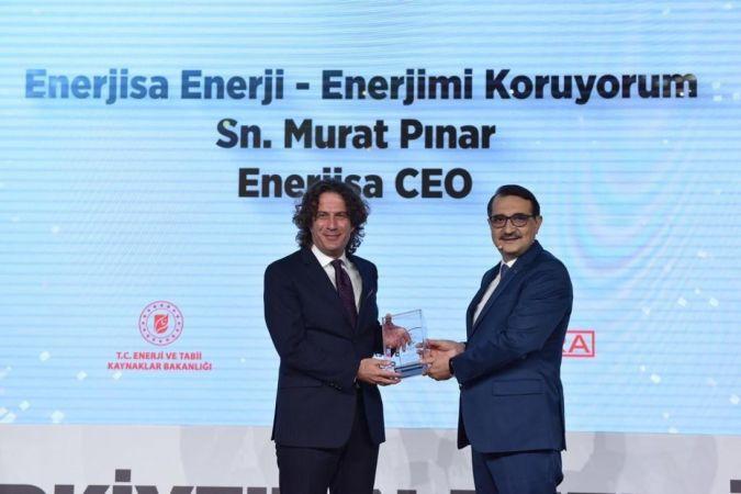 Enerjisa'nın Çocuklara tasarruf bilinci aşılayan projesine 'Sosyal Fayda' ödülü