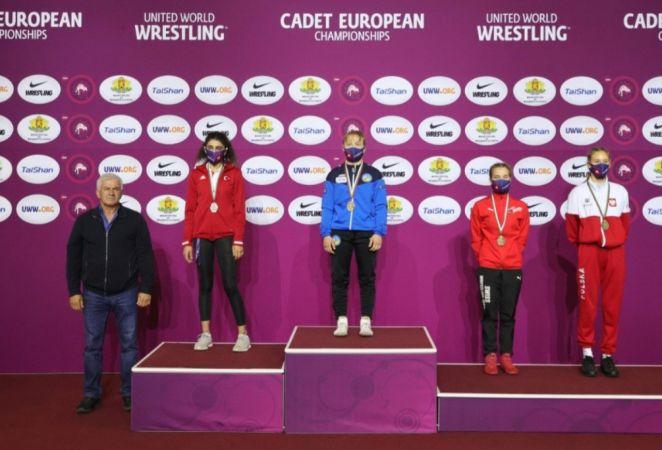 Avrupa'dan Ümraniye'ye iki madalya birden