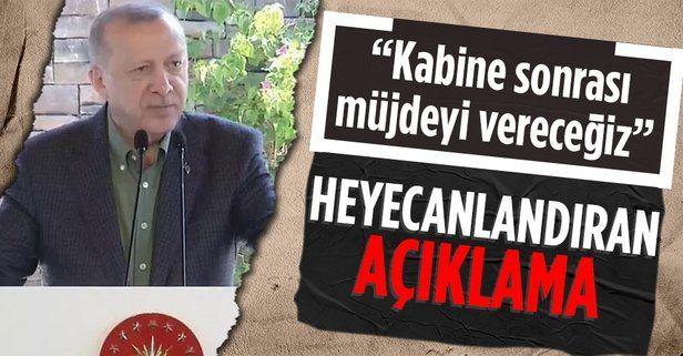 Başkan Erdoğan'dan turizm sektörüne müjdeli haber: KDV desteğini haziran ayı sonuna kadar uzattık