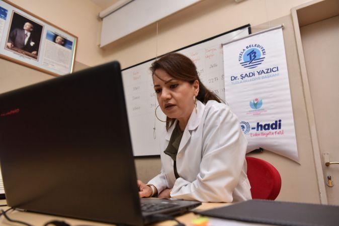 Tuzla'da kadınlara yönelik online kurslar başladı