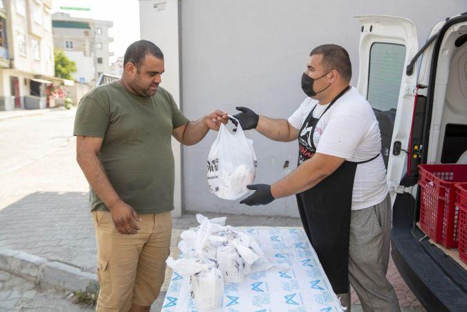 Mersin'de mahalle mutfaklarının sayısı 24'e ulaştı