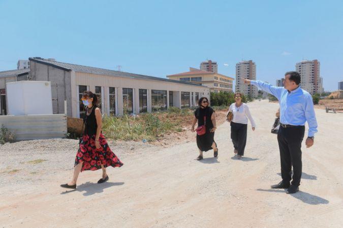 Yenişehir Belediyesi BETEM inşaatında sona gelindi
