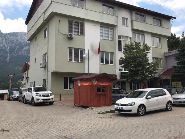 Başkan Mustafa Çay'dan sert tepki