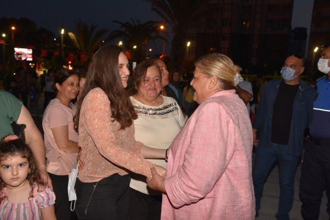 Ceyhan Belediyesinden moral konseri