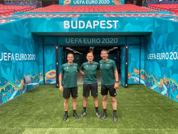 Hırvatistan-İspanya maçını Cüneyt Çakır yönetecek