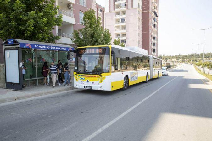Büyükşehir Belediyesi 7 yeni otobüs hattı açtı