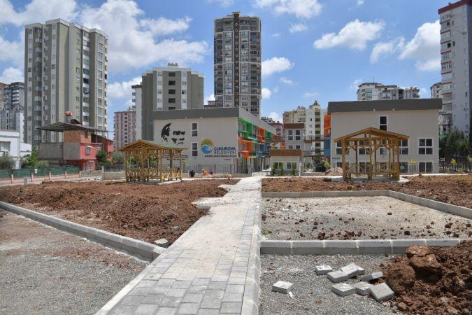 Çukurova'ya 2 yeni park