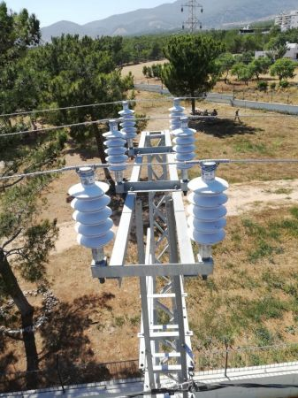 Toroslar EDAŞ, Silifke Yeşilovacık'ta kesintisiz enerji çalışmalarını tamamladı