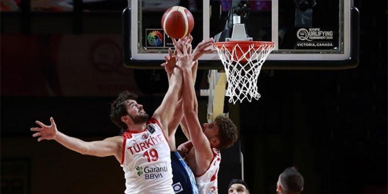 A Milli Basketbol Takımı olimpiyat elemelerine veda etti